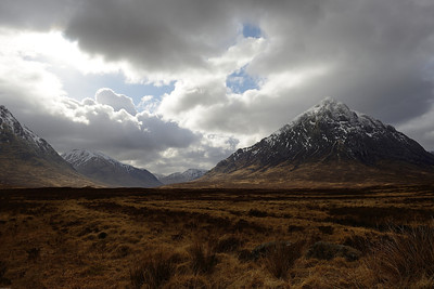 The Buachaille Etive Mor - 1022m