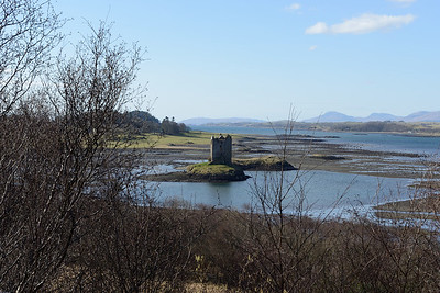 Castle Stalker - environ 1320