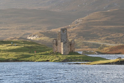Ardvreck Castle 23 September 2018