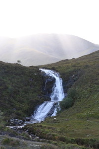 Blackhill Waterfall at the South West End of Loch Ainort
