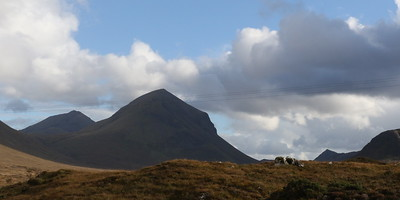 Around Skye 21 September 2018