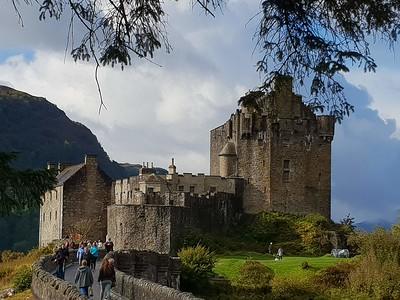Eilean Donan Castle 23 September 2018