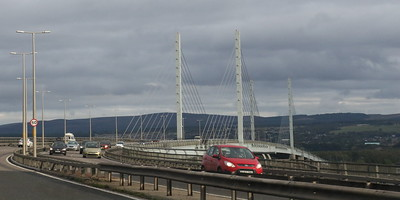Kessock Bridge 28 September 2018