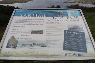Loch Ewe 23 September 2018