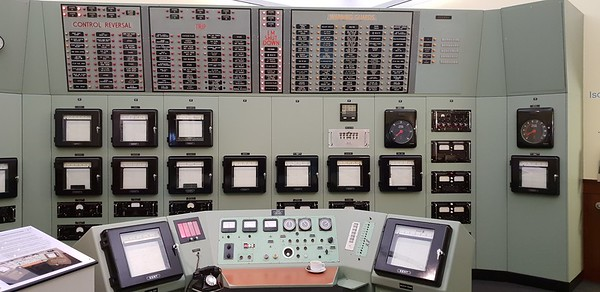DFR Control Room at Caithness Horizons