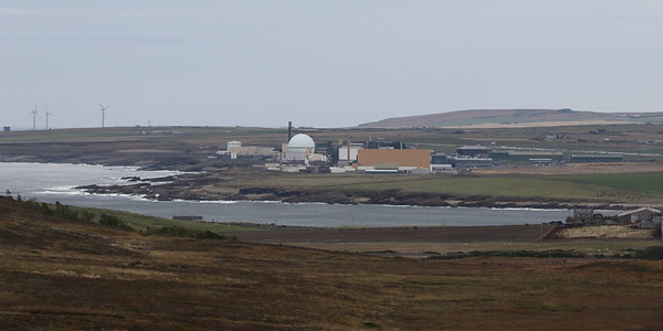 West of Dounreay