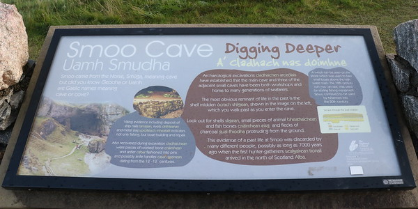 Smoo Cave 24 September 2018