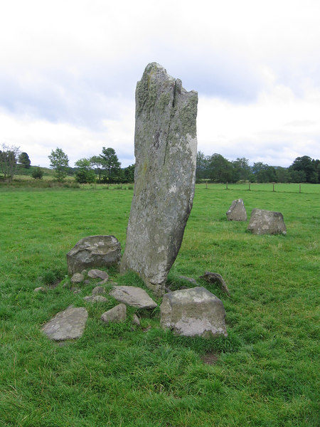 Another Standing Stone.