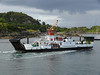 ISLE OF CUMBRAE leaving Tarbert.
