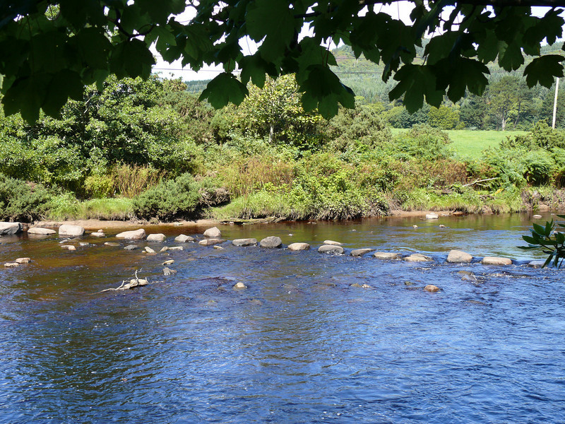 The Stepping Stones, Carradale.
