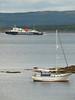 ISLE OF ARRAN heading down West Loch Tarbert on her way to Islay.