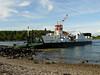 Isle of Cumbrae at Tarbert.