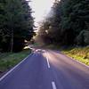 Road into Carradale.