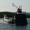 Isle of Cumbrae arriving at Portavadie.