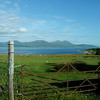 Looking to Arran from Claonaig