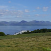 View to Arran from Claonaig