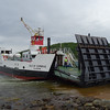 Isle of Cumbrae arrives at Portavadie