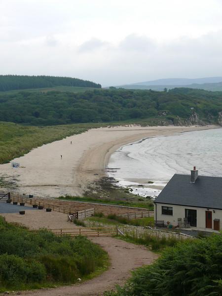Beach on the Mull of Oa.