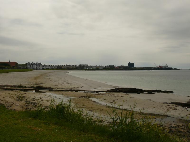 Port Ellen.