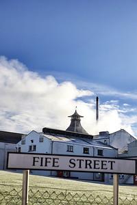 2012: Scozia: Speyside ed Edimburgo