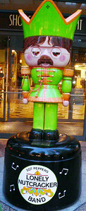 Sgt. Peppers Lonely Nutcracker Band - John