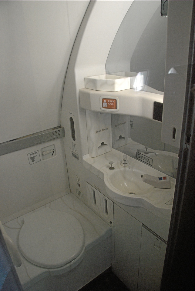 Concorde Bathroom