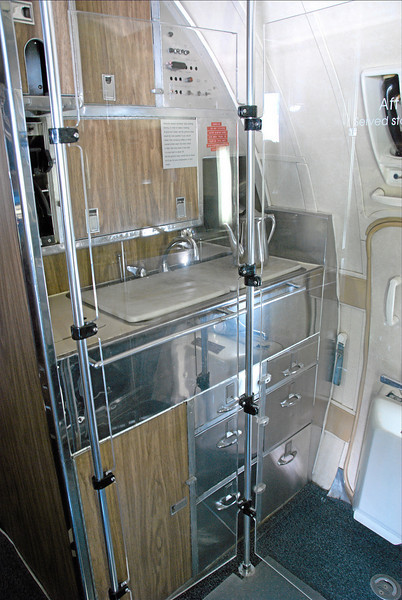 Air Force One Galley