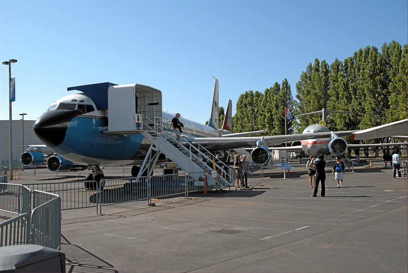 Air Force One - 707