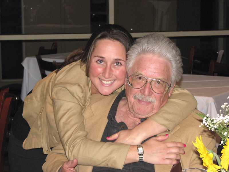 Amy and Poppie