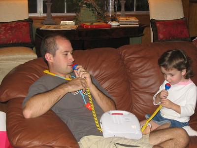 Seths 1st BD,  Halloween 2004,  Christmas 2004
