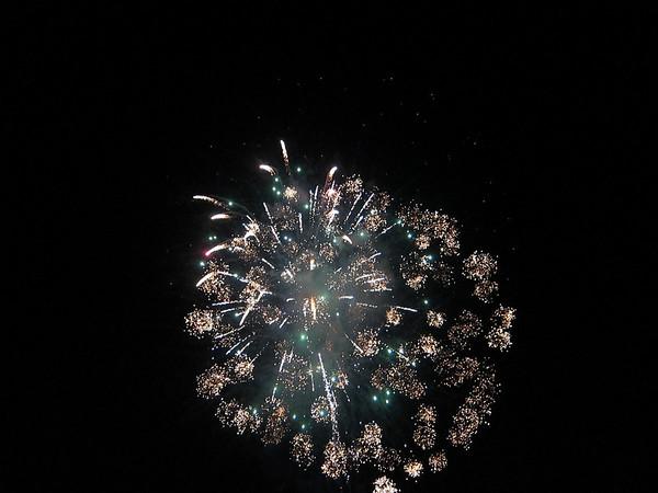 Shelton - Derby Fireworks 2011