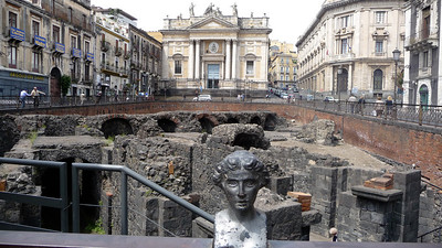 Catania Piazza Stesicoro