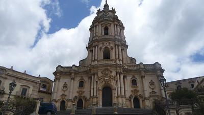 Modica domkerk San Giorgio