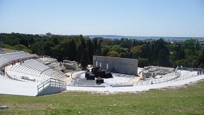 Syracuse Het Griekse Theater