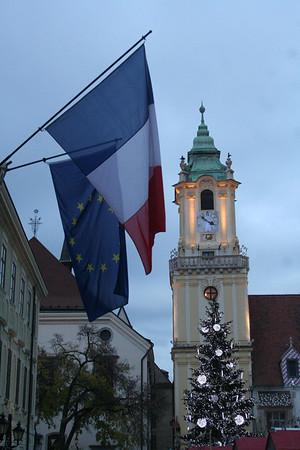 Bratislava and Trnava