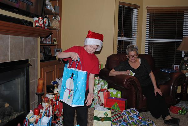 Smith Christmas 2012