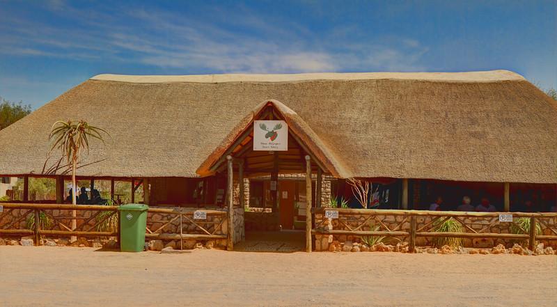 Moose McGregor's Desert Bakery