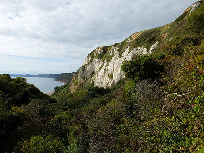 View towards Branscombe