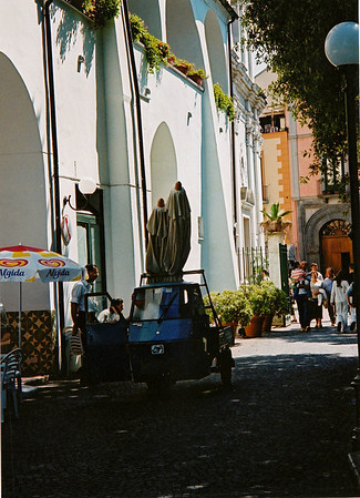 Another Ape in Sorrento