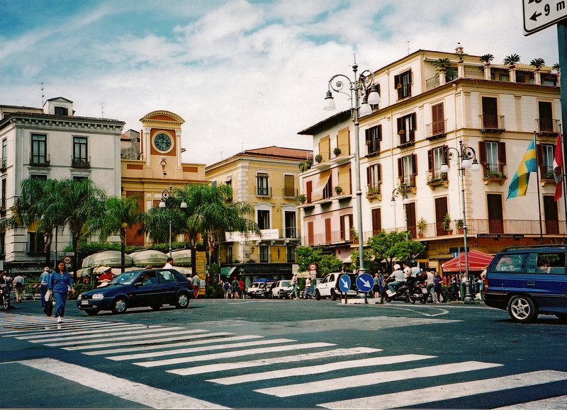 Downtown Sorrento