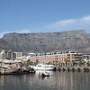 Table Mountain dominating the City
