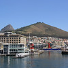 Signal Hill and Lion's Peak overlooking the City
