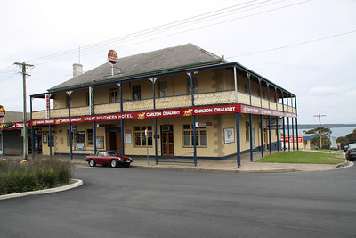 Great Southern Hotel Eden NSW
