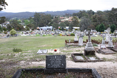 Kinnane Family Plot Pambula NSW