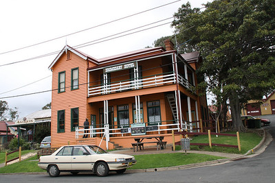 The Dromedary Hotel Central Tilba