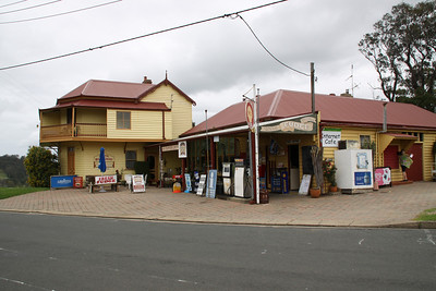 Central Tilba NSW