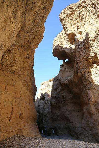 Sesriem Canyon Walk - At Canyon Bottom 1