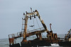 Skeleton Coast - Wreck of Fishing Ship 16