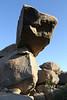 Augrabies Falls - Hanging Rock