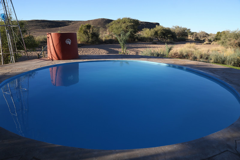 Fish River Canyon - Canyon Roadhouse - Pool